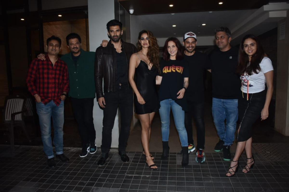 Disha Patani celebrates Valentine's Day with her 'best people' and it does not include Tiger Shroff