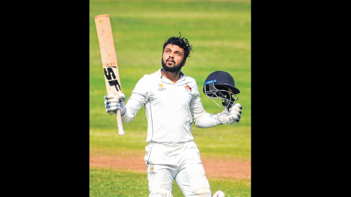 Ranji Trophy: Upbeat Madhya Pradesh deny Mumbai outright win
