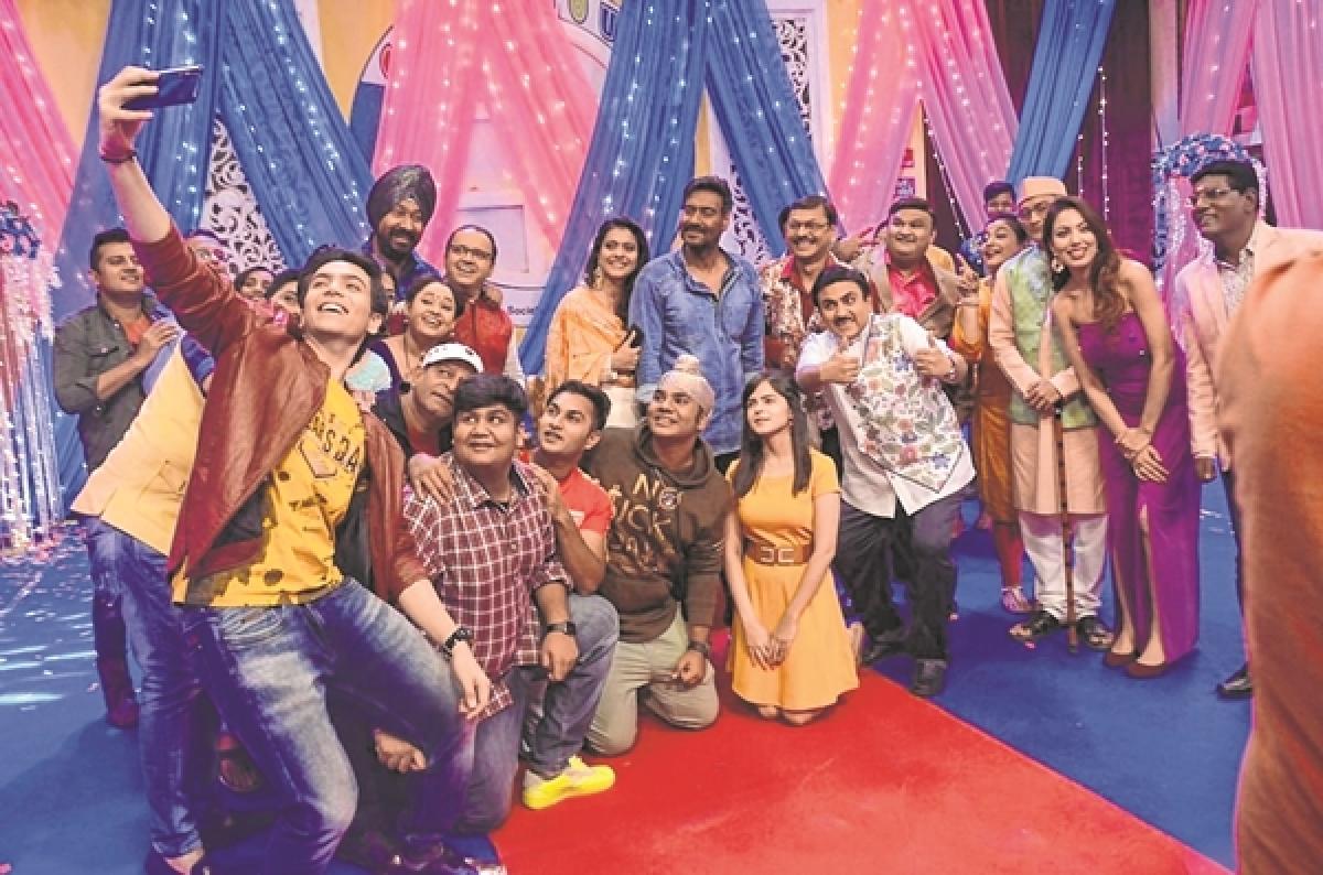 'Taarak Mehta Ka Ooltah Chashmah' cast to entertain fans online