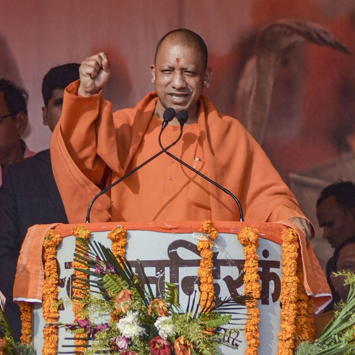 Traditional entrepreneurs working to make Uttar Pradesh 1 trillion dollar economy: Yogi Adityanath