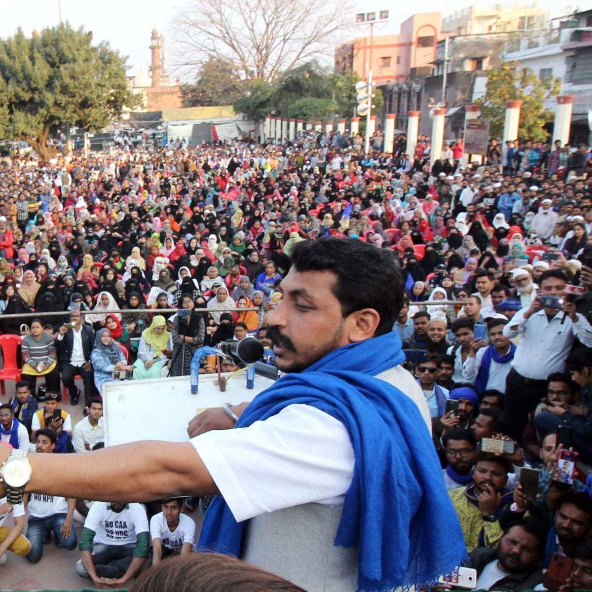 Intensifying anti-CAA protests probe, ED to look into financial links between PFI, Bhim Army