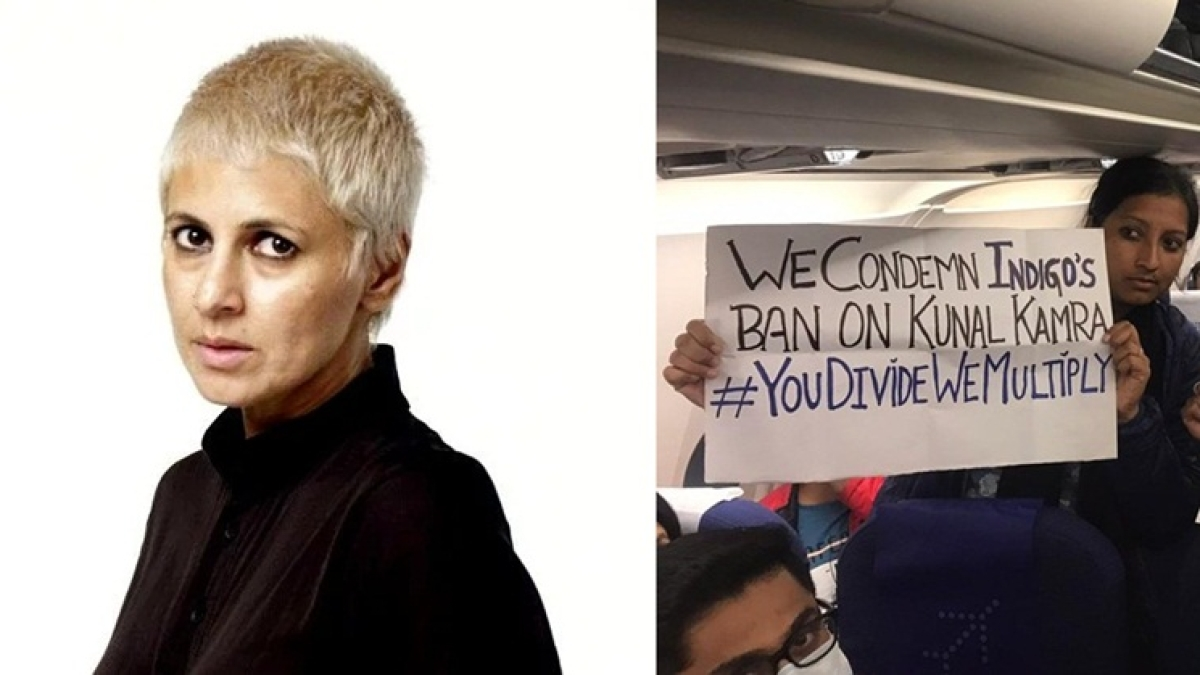 'To prove one nuisance, people commit more': Sapna Bhavnani slams passengers showing solidarity to Kunal Kamra