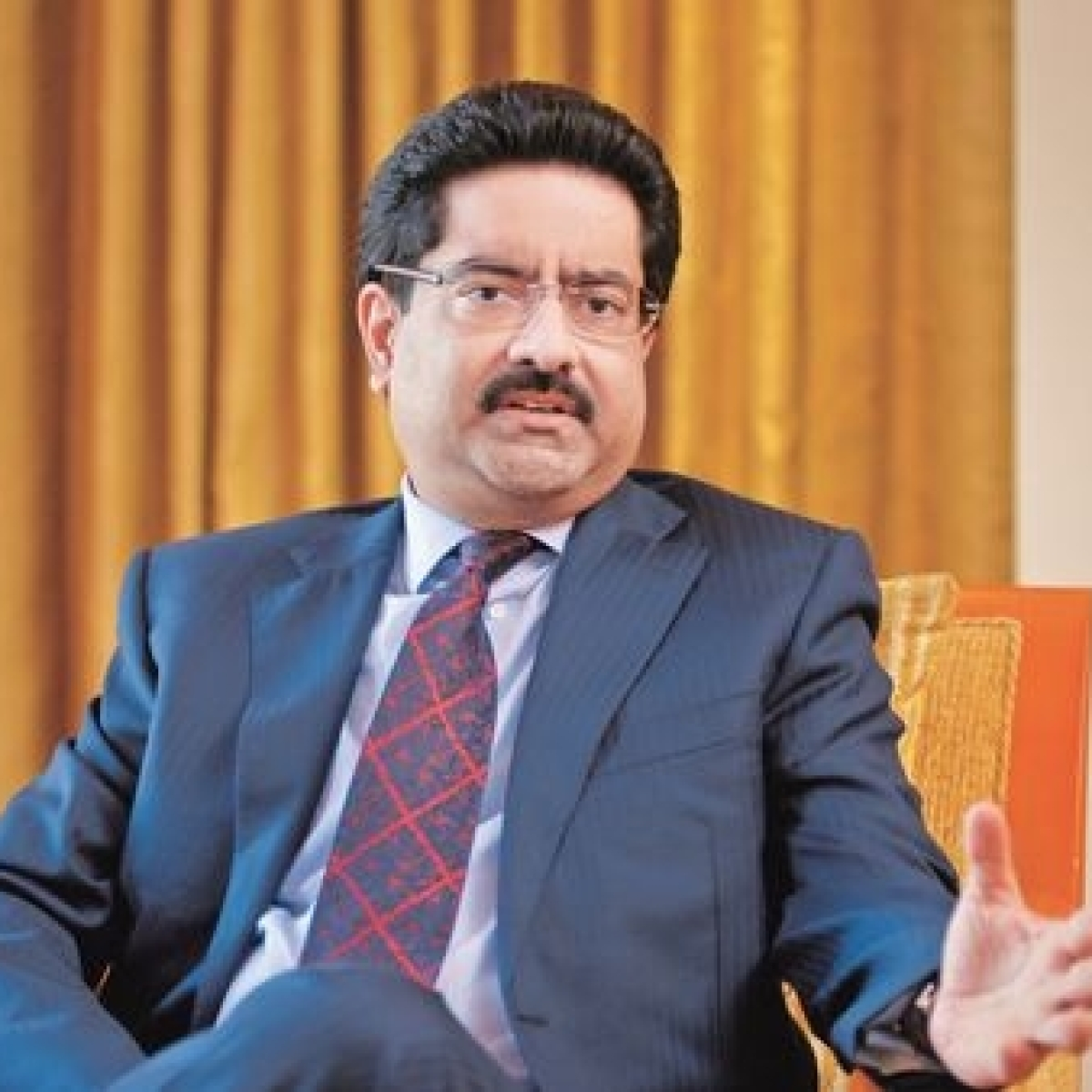 'How much froth there is in euphoric financial markets an open question', says K M Birla