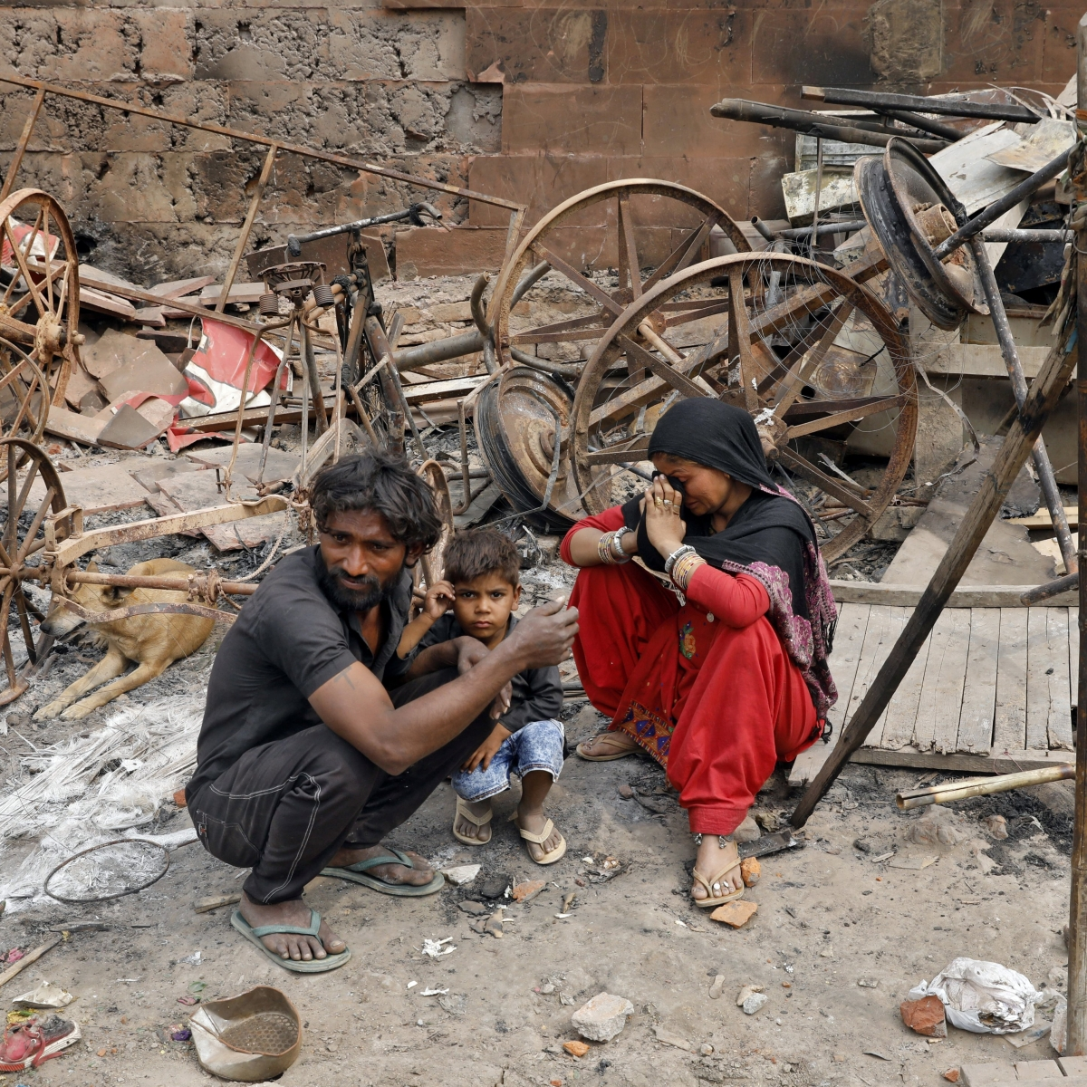Delhi violence is rooted in heightened sense of insecurity