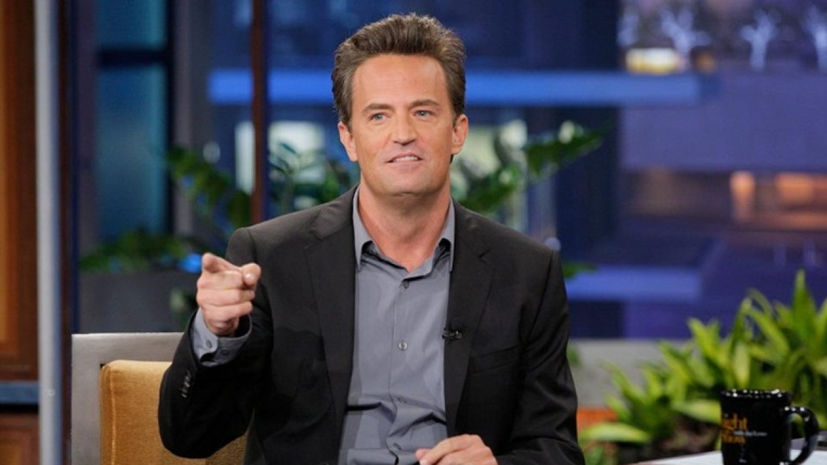 Let the sarcasm begin: 'Friends' star Matthew Perry is finally on Instagram