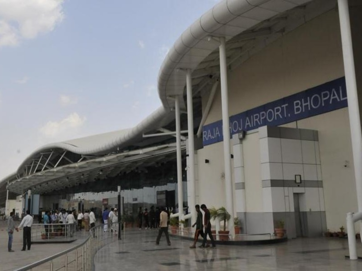Bhopal: Youth held for beaching security of Raja Bhoj Airport, admitted to hospital