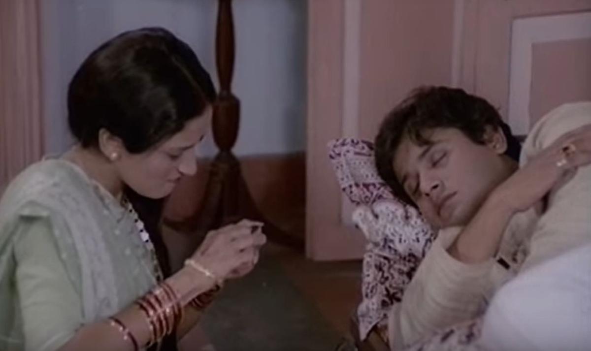 When Madhuri Dixit played a prank on Tapas Paul
