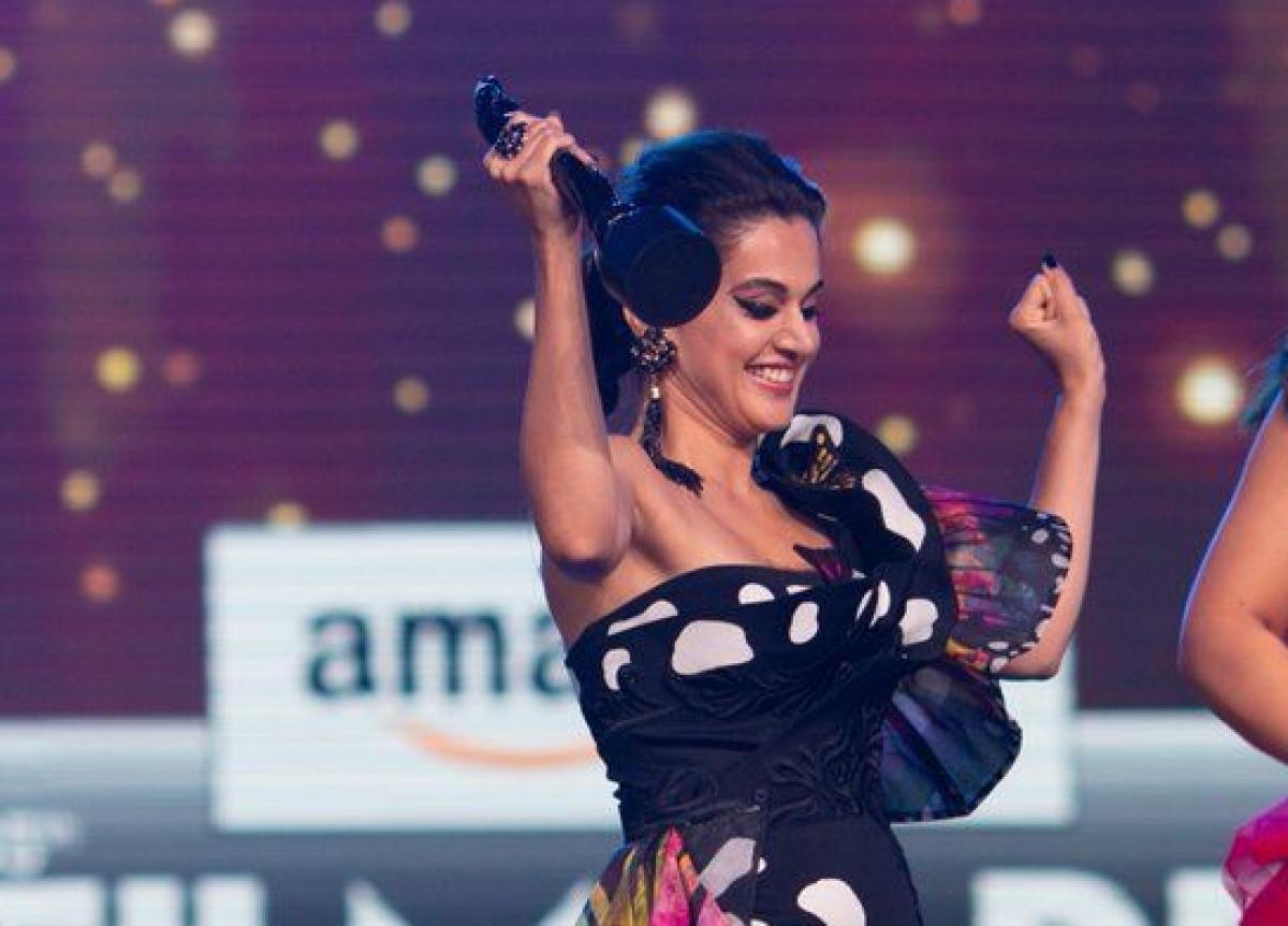 Taapsee is not 'Bollywood ki female Ayushmann Khurrana' but 'Bollywood ki pehli Taapsee Pannu'