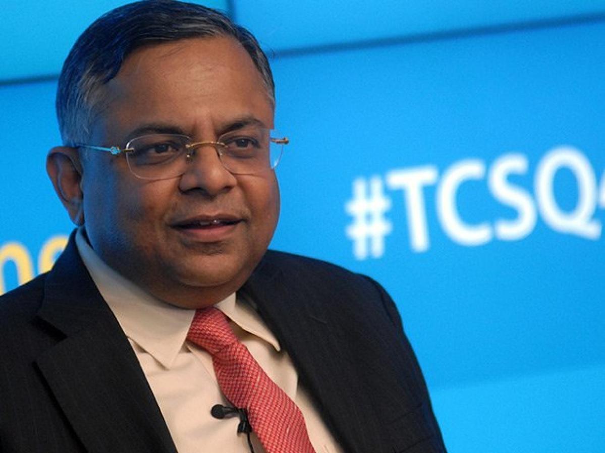 Tata Sons Chairman N.Chandrashekhar meets telecom minister amid AGR crisis