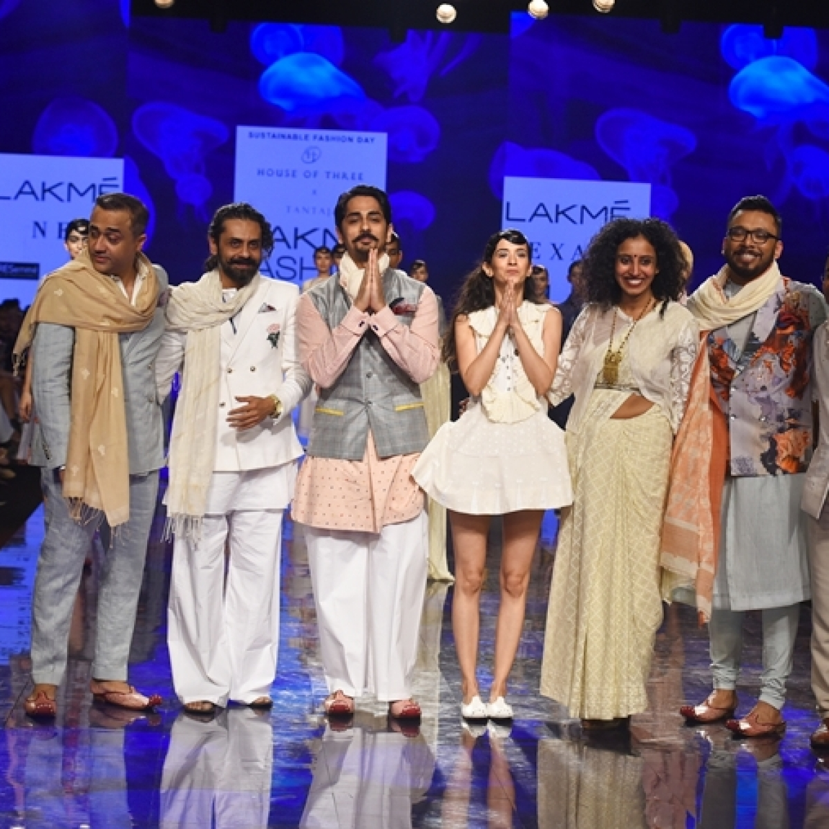 Fashion without borders on Day 2 at Lakme Fashion Week Summer/Resort 2020