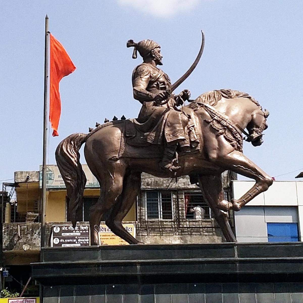 Mumbai: Shiv Sena opposes relocation of Chhatrapati Shivaji Maharaj's statue; demands raising its height by 25 feet