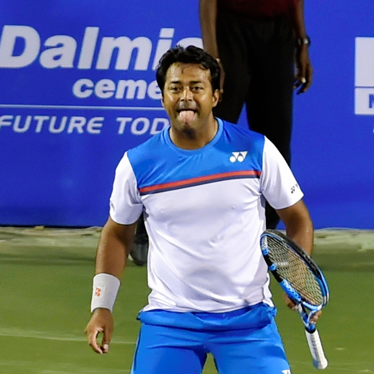 Bengaluru Open: Paes recieves special welcome for his last home ATP tour