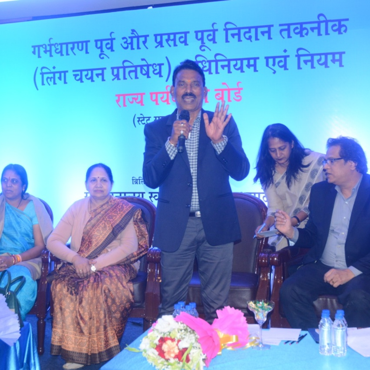 Let's work to make Indore best in sex ratio: MP minister Tulsi Silawat