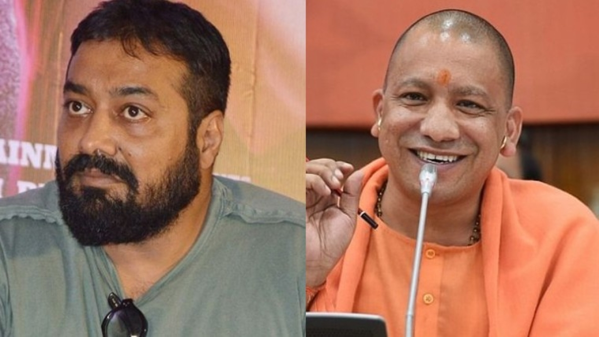 'How are these monsters allowed to give speeches like that?': Anurag Kashyap slams Yogi Adityanath