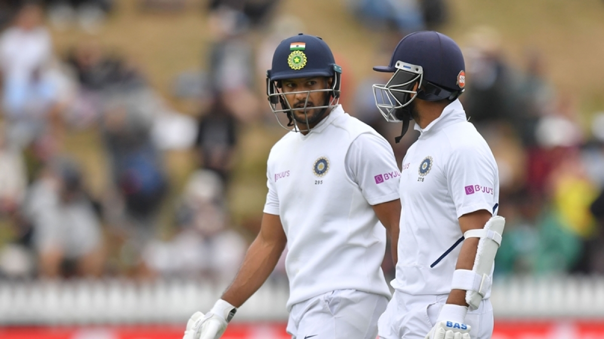 1st Test: Top-order collapse leaves India in disarray at Lunch