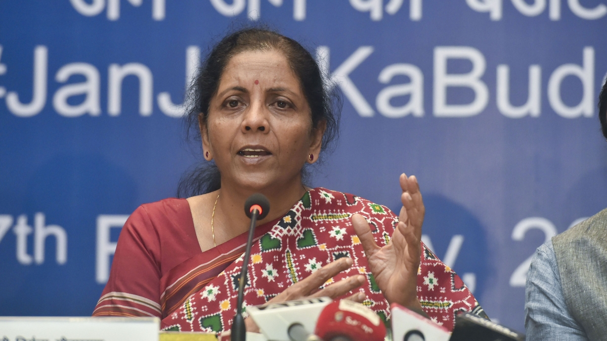Union Minister for Finance and Corporate Affairs Nirmala Sitharaman