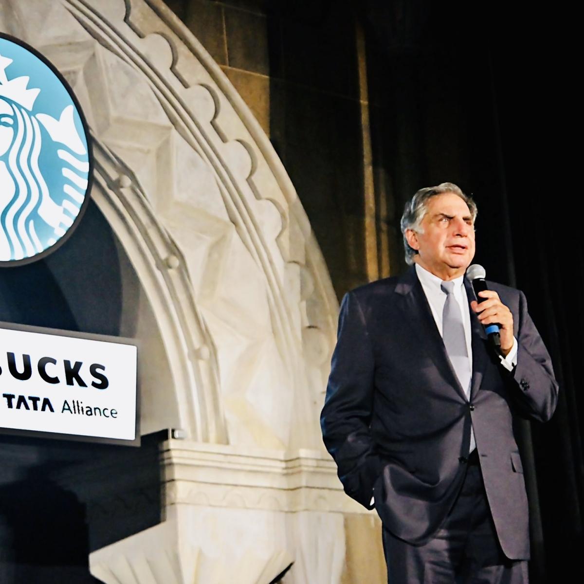 What did Tata Starbucks brew in 2019-20?