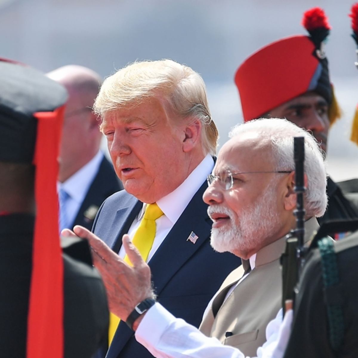US mulling over restoring India's status under GSP: Official