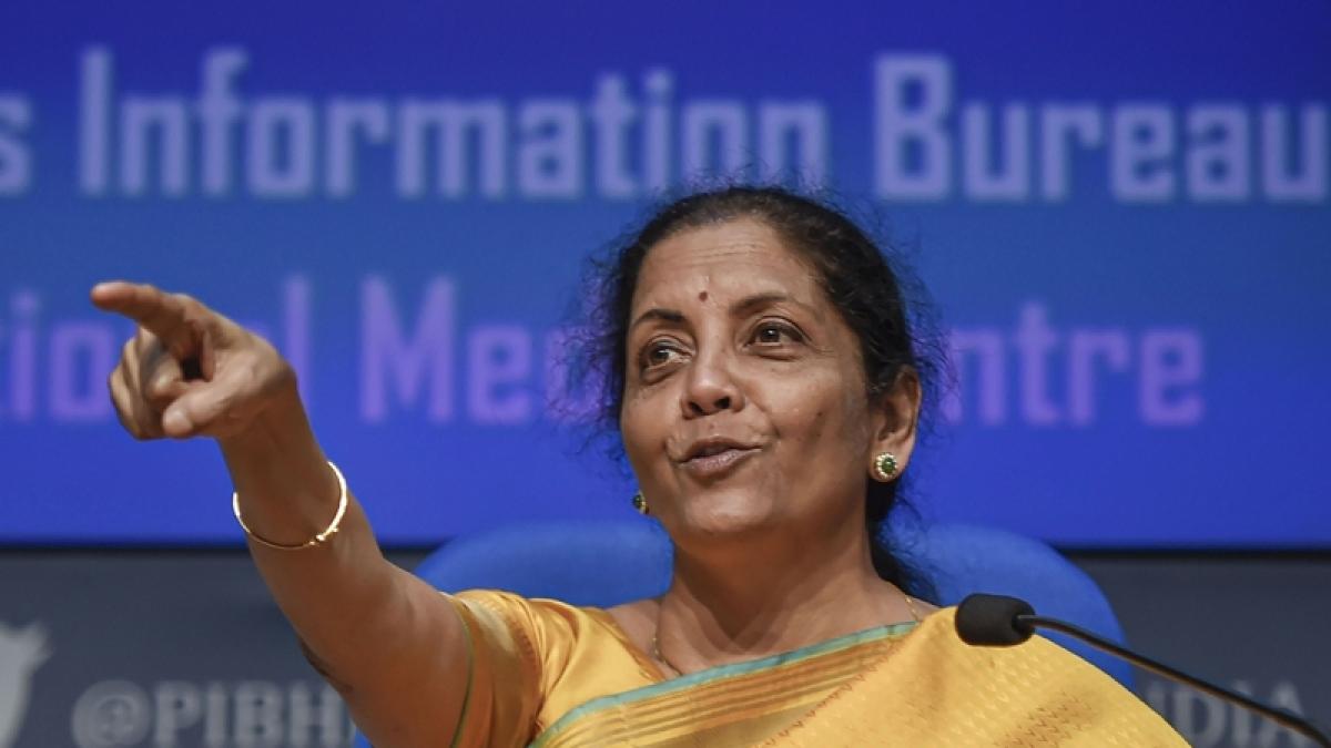 Nirmala Sitharman