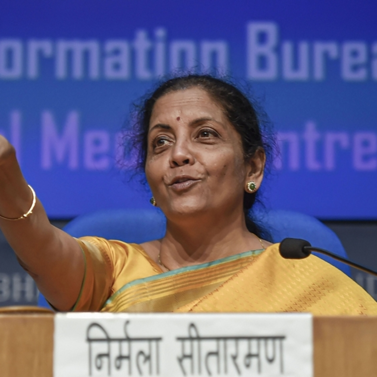 Indian macroeconomic outlook vulnerable: Finance Minister Nirmala Sitharman on coronavirus