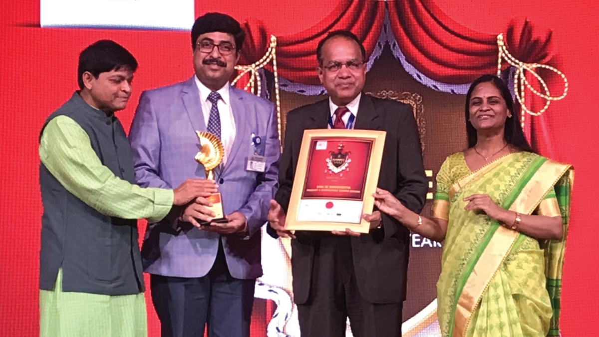 Bank of Maharashtra receives prestigious 'Team of the Year' Award