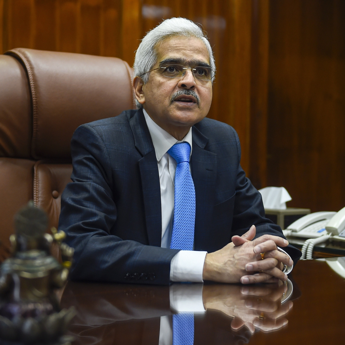 Market Update: Sensex opens over 200 points higher as RBI Governor Shaktikanta Das announces new policy