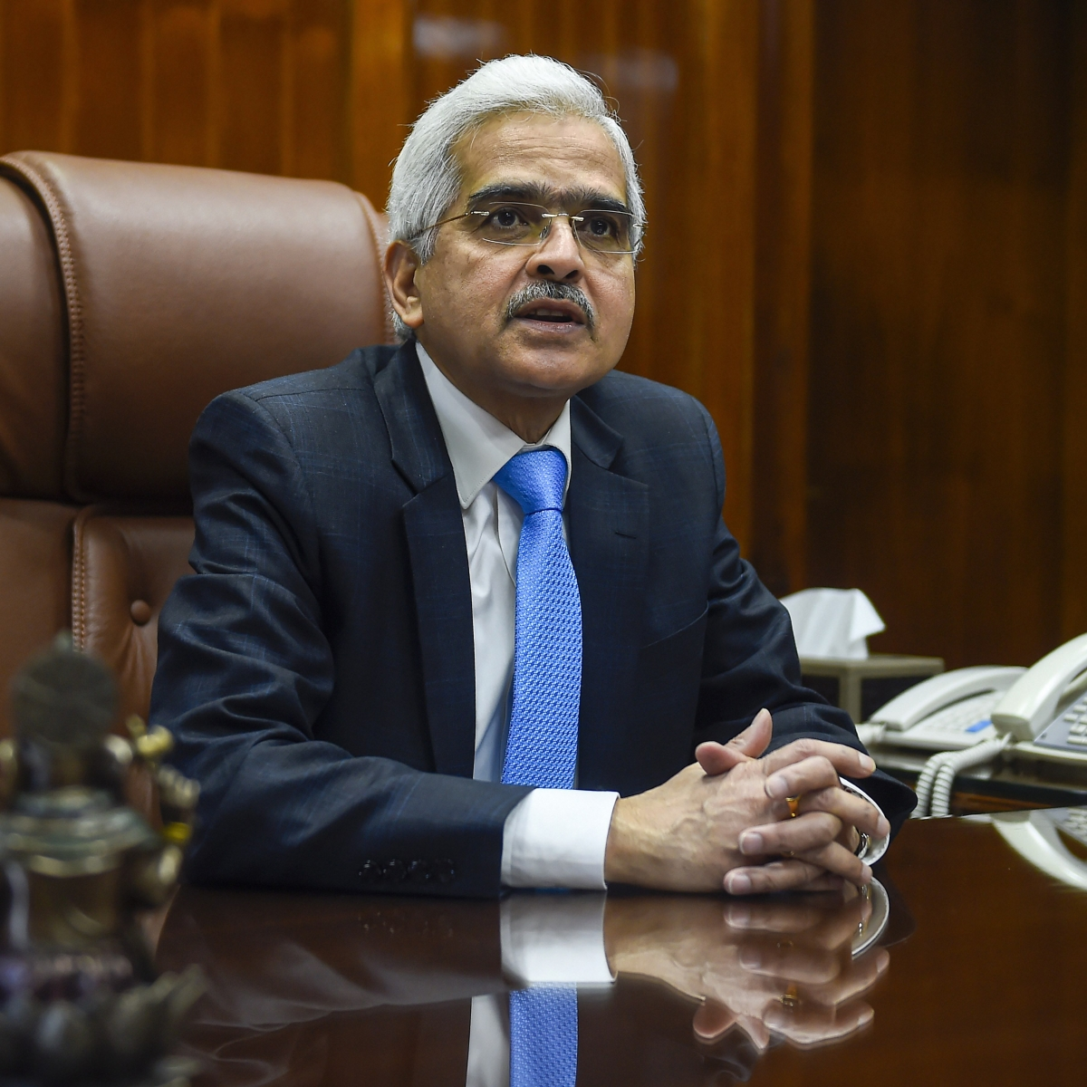 RBI reviewing monetary policy framework: Shaktikanta Das