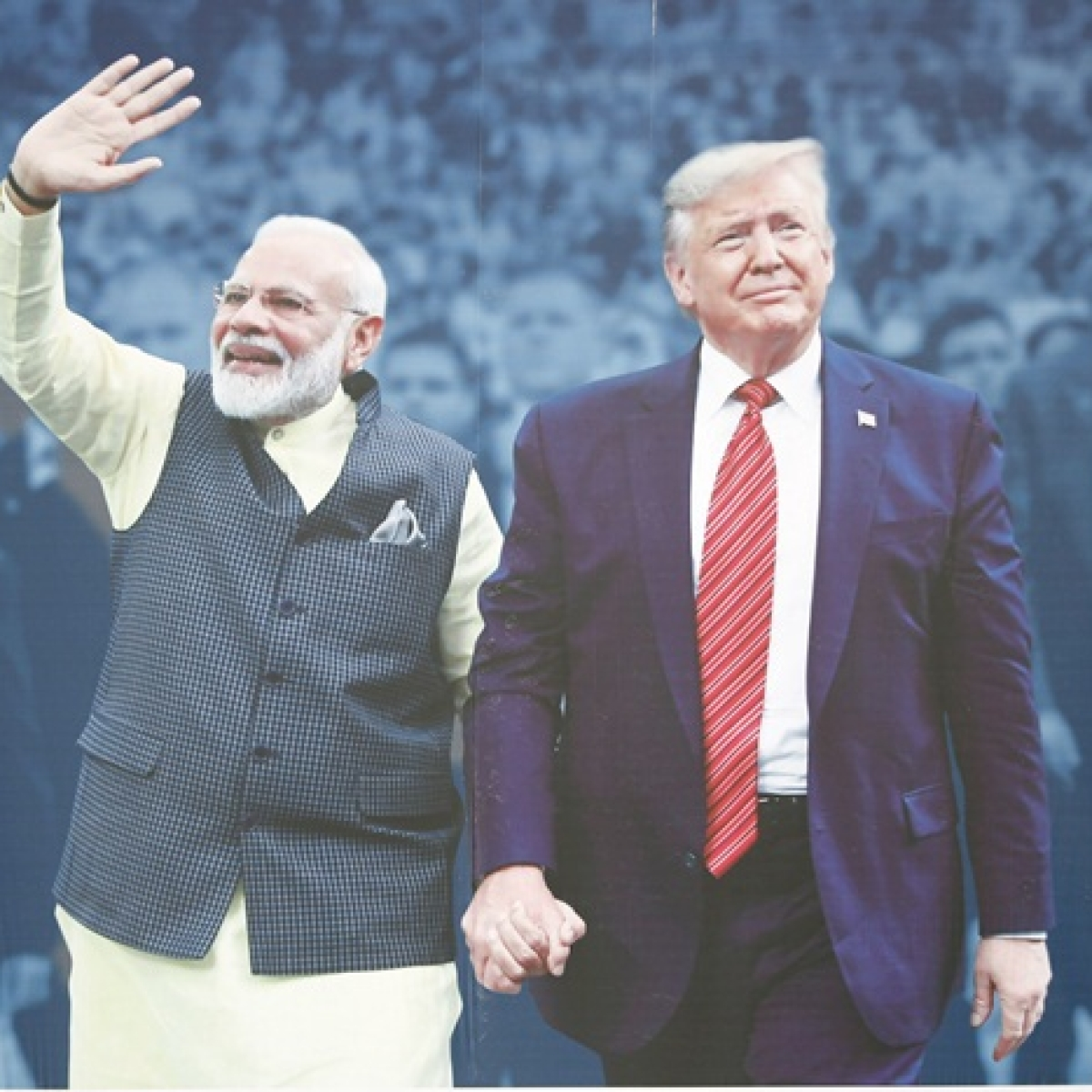 From cleaning Shahjahan's grave to building a wall: How India is welcoming Donald Trump