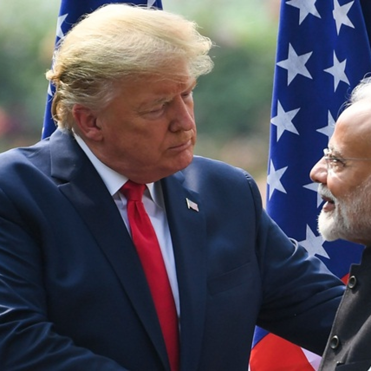 Amit Malviya slams 'media spin' of Donald Trump's 'retaliation' statement, Twitter bemused