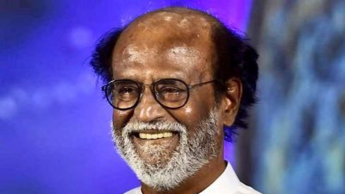 Tamil cinema superstar Rajinikanth