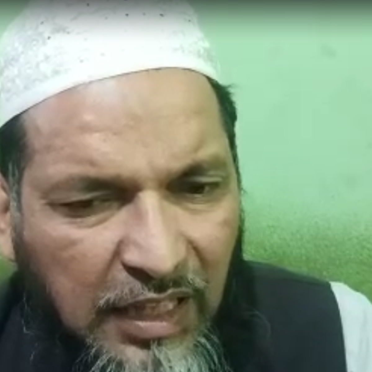 West Bengal: Imam in Asansol appeals for peace in Northeast Delhi
