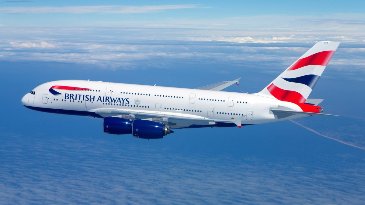 Fastest Subsonic flight: British Airways sets record, crosses Atlantic under 5 hours