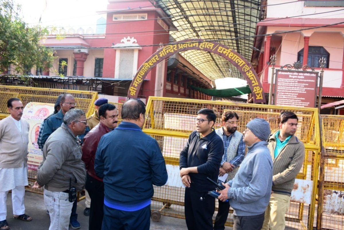 Ujjain: UMC mulls to reuse 'Abhishek Jal'