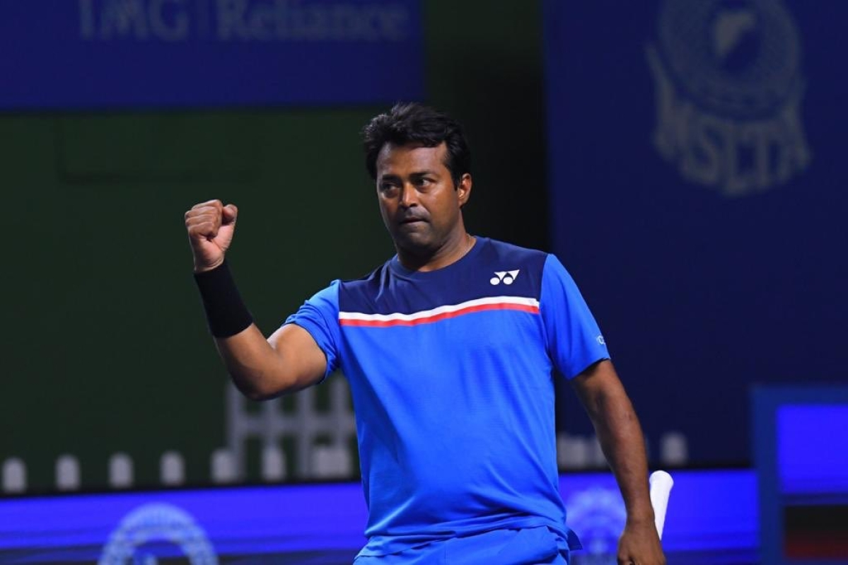Workout from home: Tennis star Leander Paes and his partner to share fitness lessons on Instagram