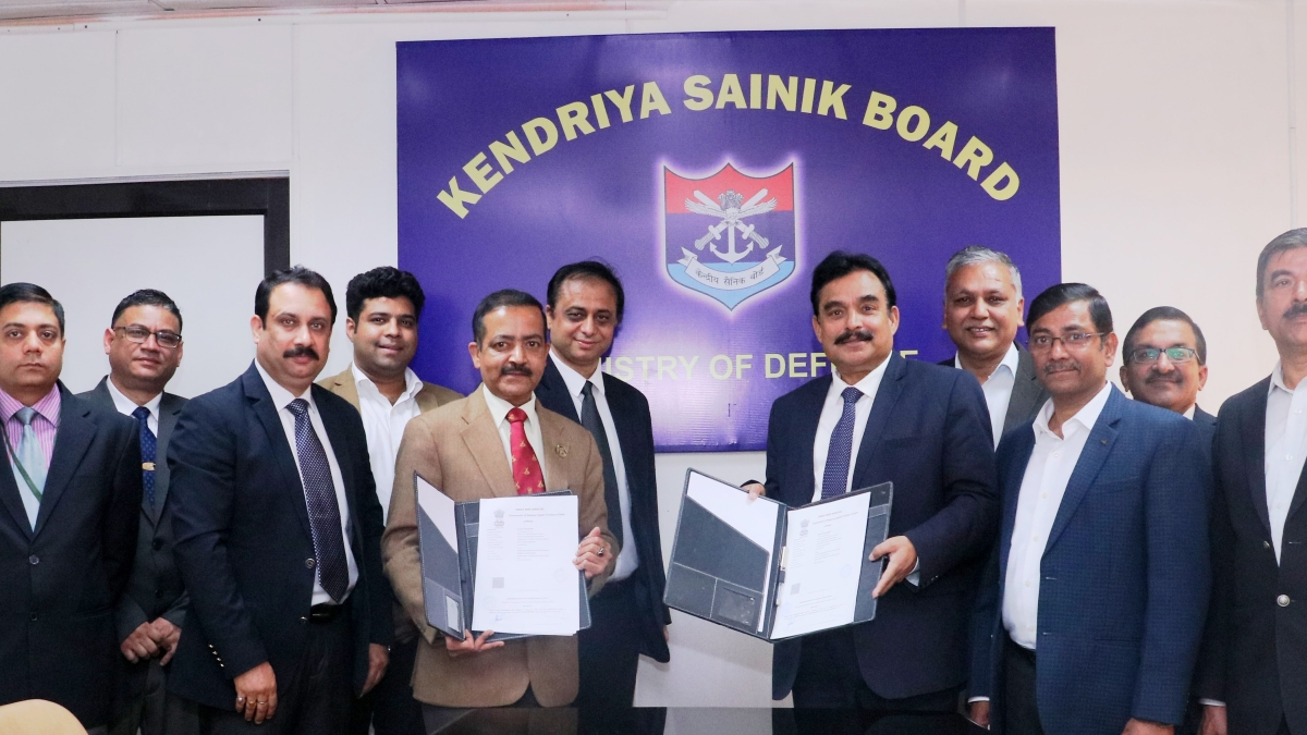 POWERGRID signs MoU with Kendriya Sainik Board