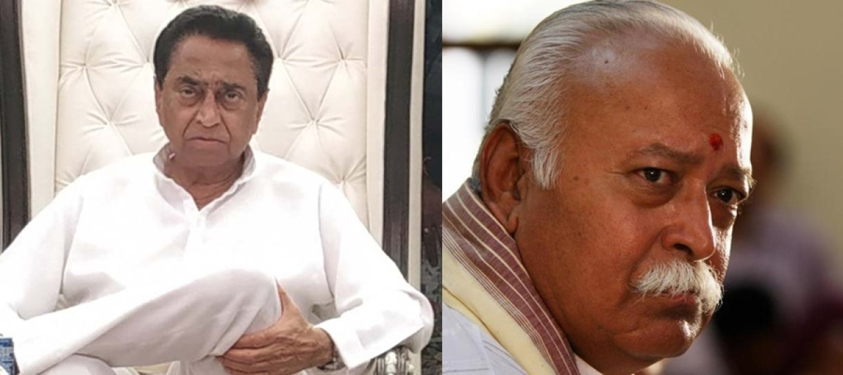Will not tolerate religious affiliation against tribals' identity: Kamal Nath reacts to Mohan Bhagwat statement on calling tribal people as 'Hindus'