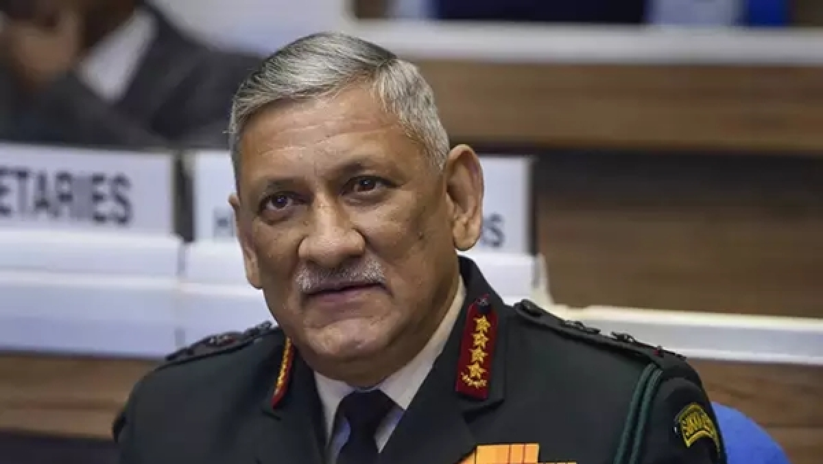 Message of Balakot air strike clear that proxy war on our people won't be tolerated: CDS Bipin Rawat
