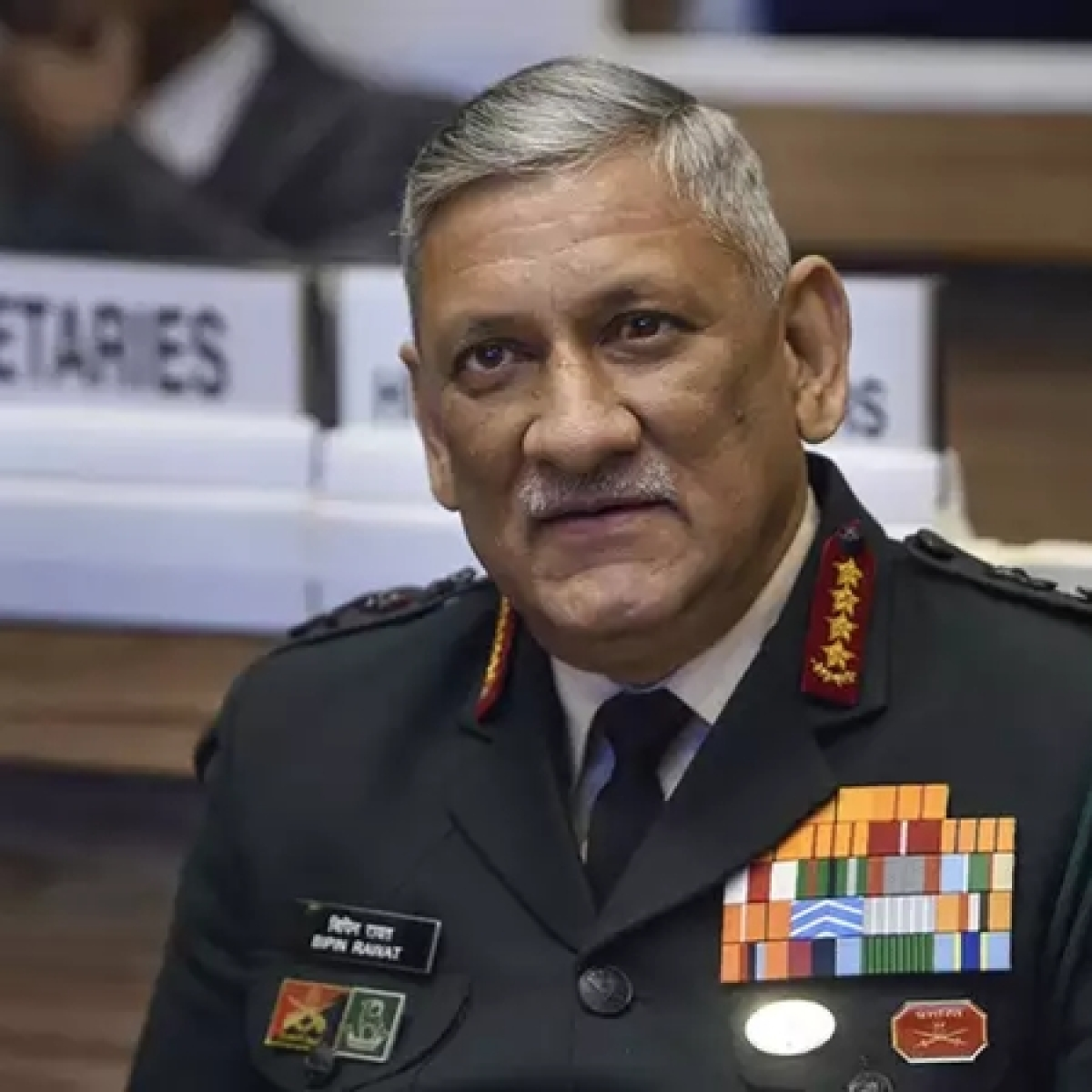 Armed forces, GOI committed to 'Make In India' intiative: CDS Bipin Rawat