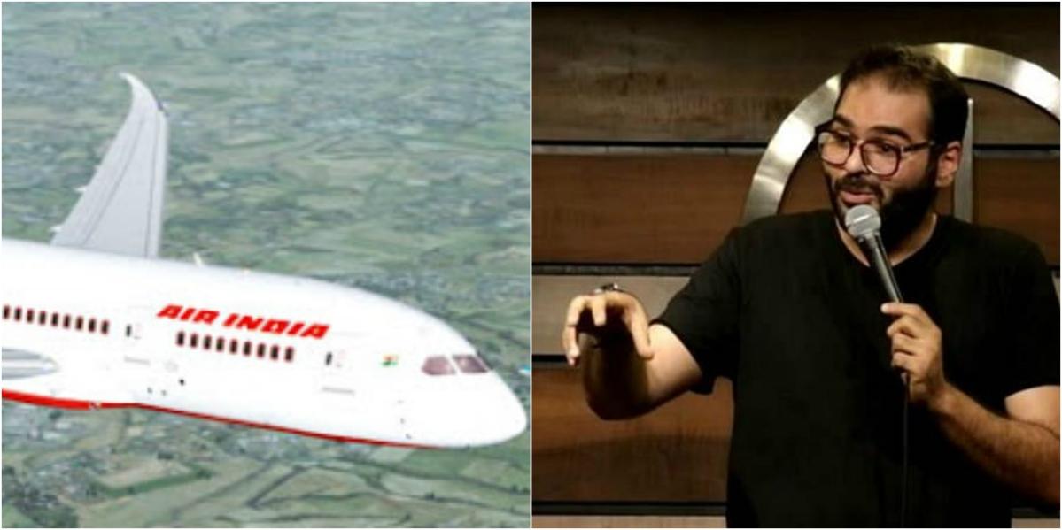 Air India mistakenly cancels ticket of Kunal Kamra's namesake on Jaipur-Mumbai flight