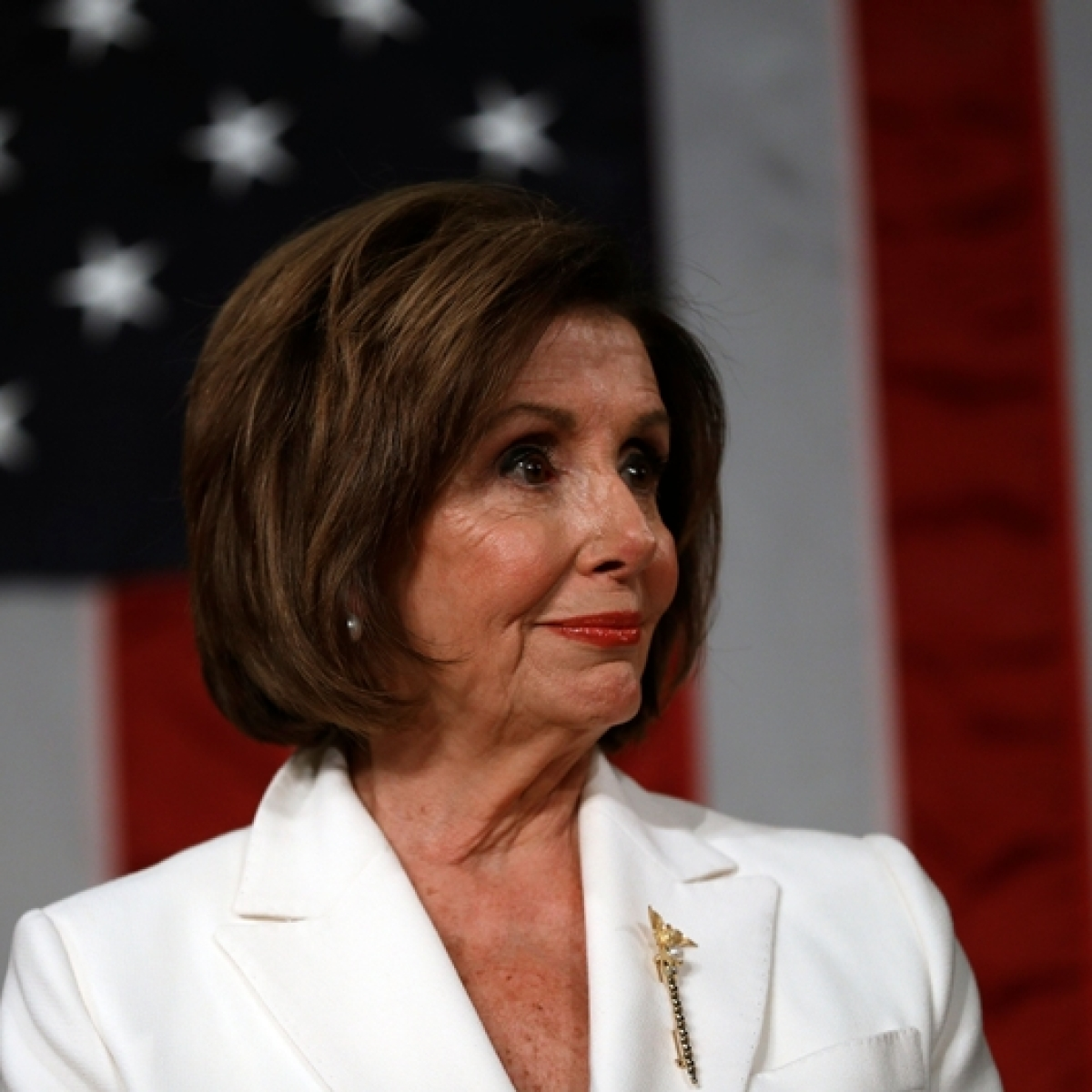 Who's clapping now? Nancy Pelosi tears up State of the Union speech