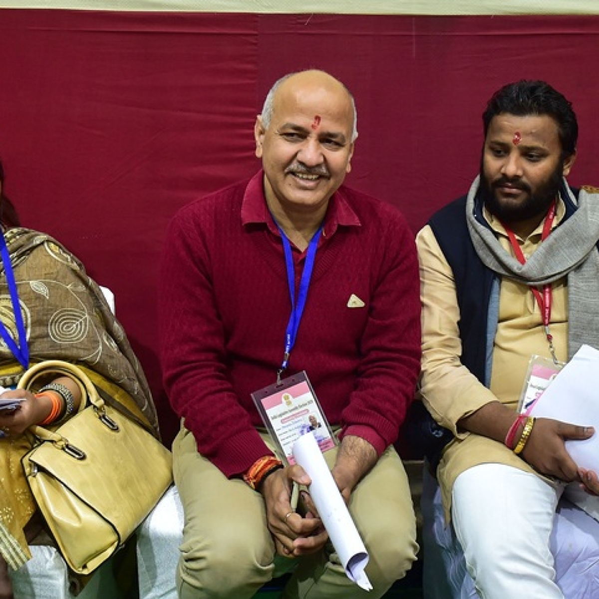 Delhi Election Results 2020: Manish Sisodia wins from Patparganj by over 2,000 votes