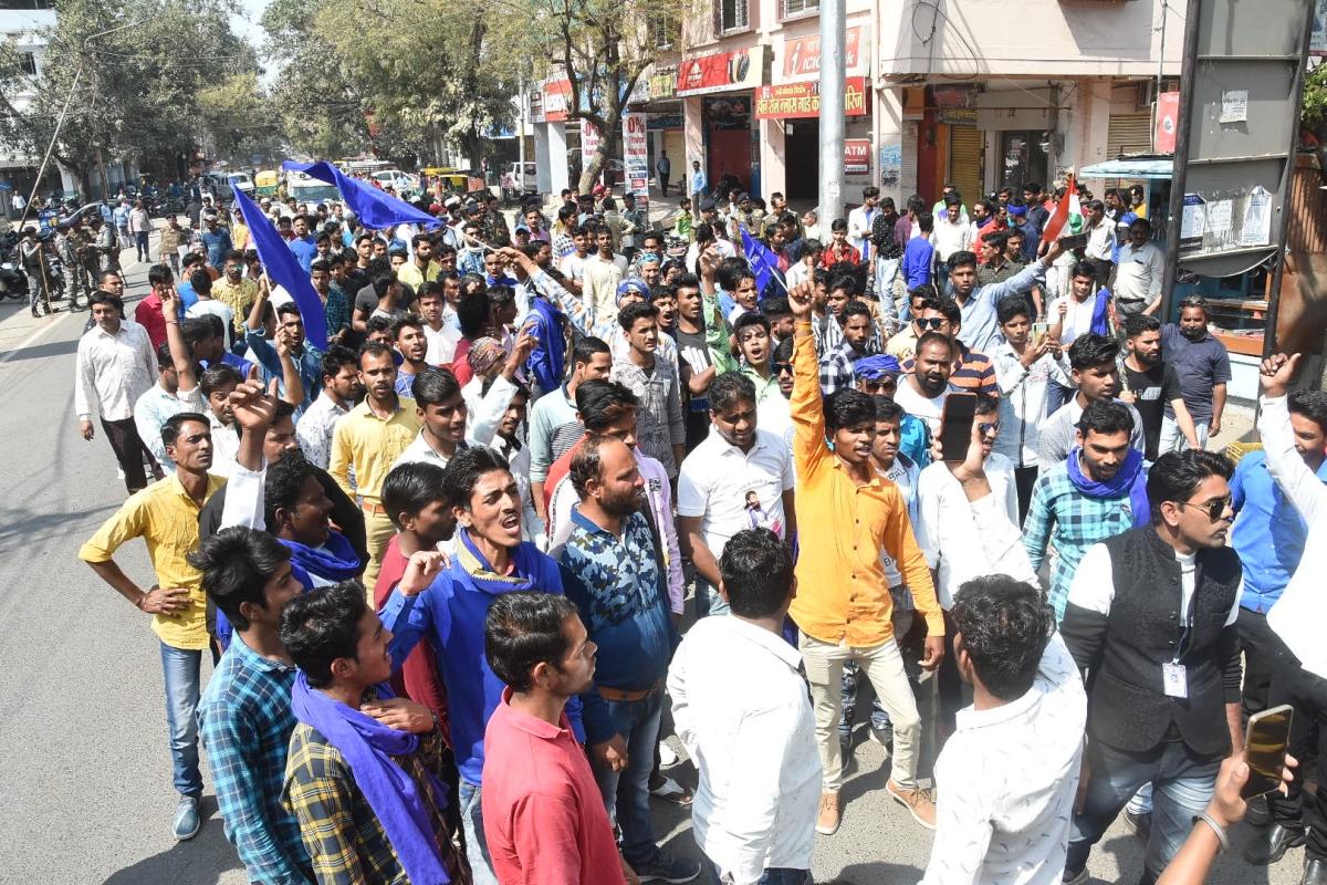 Ujjain: 'Bandh' by Bhim Army evokes cold response