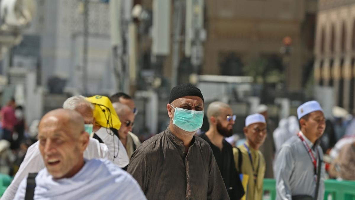 Saudi Arabia halts Haj travel amid coronavirus outbreak