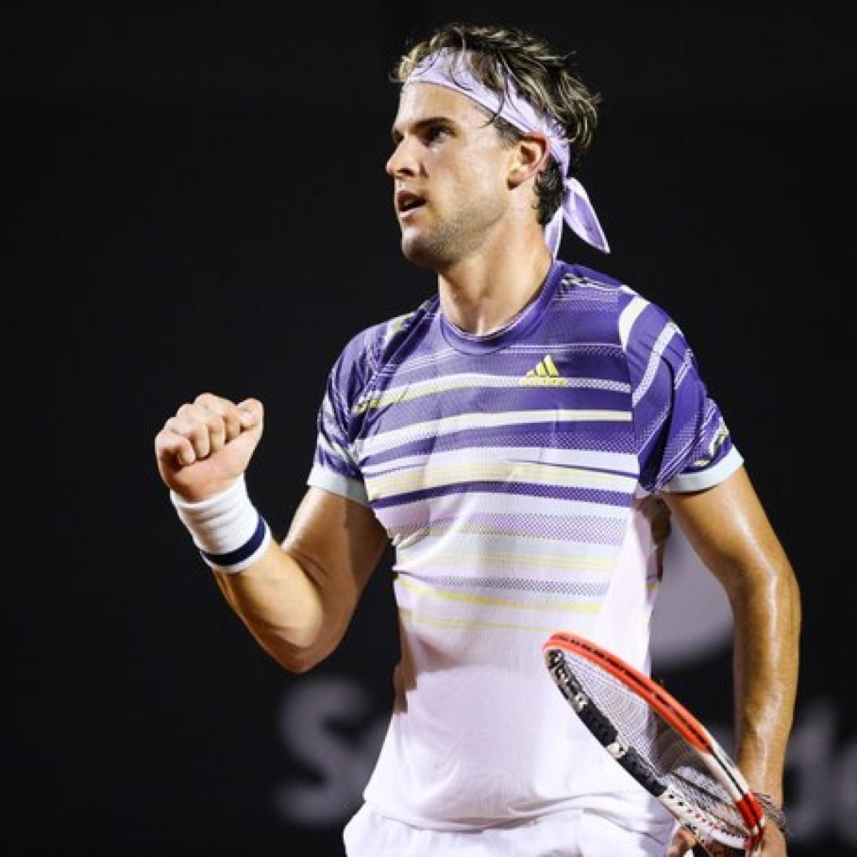 Rio Open: Dominic Thiem defeats Felipe Meligeni in three-set thriller, advances to pre-quarterfinals