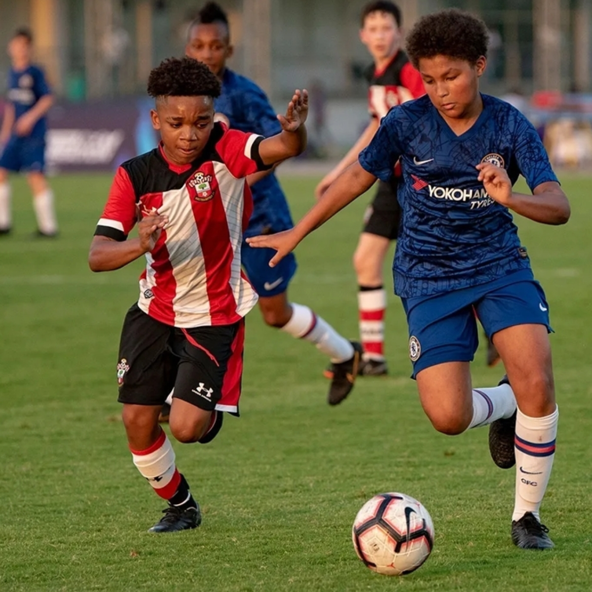 PL-ISL Next Generation Cup 2020: Chelsea cruise over Southampton