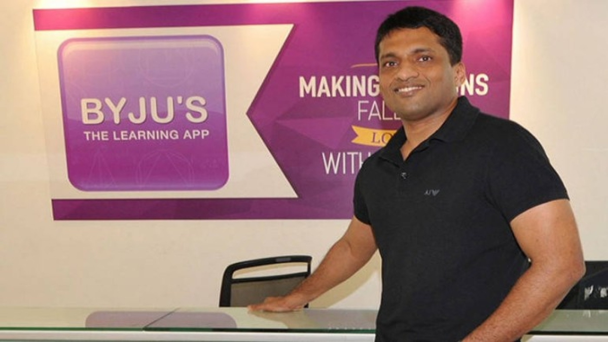 BYJU'S founder and CEO Byju Raveendran