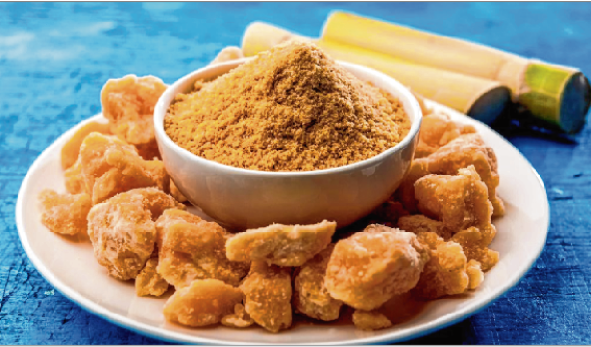 Say goodbye to sugar; embrace the health benefits of using jaggery