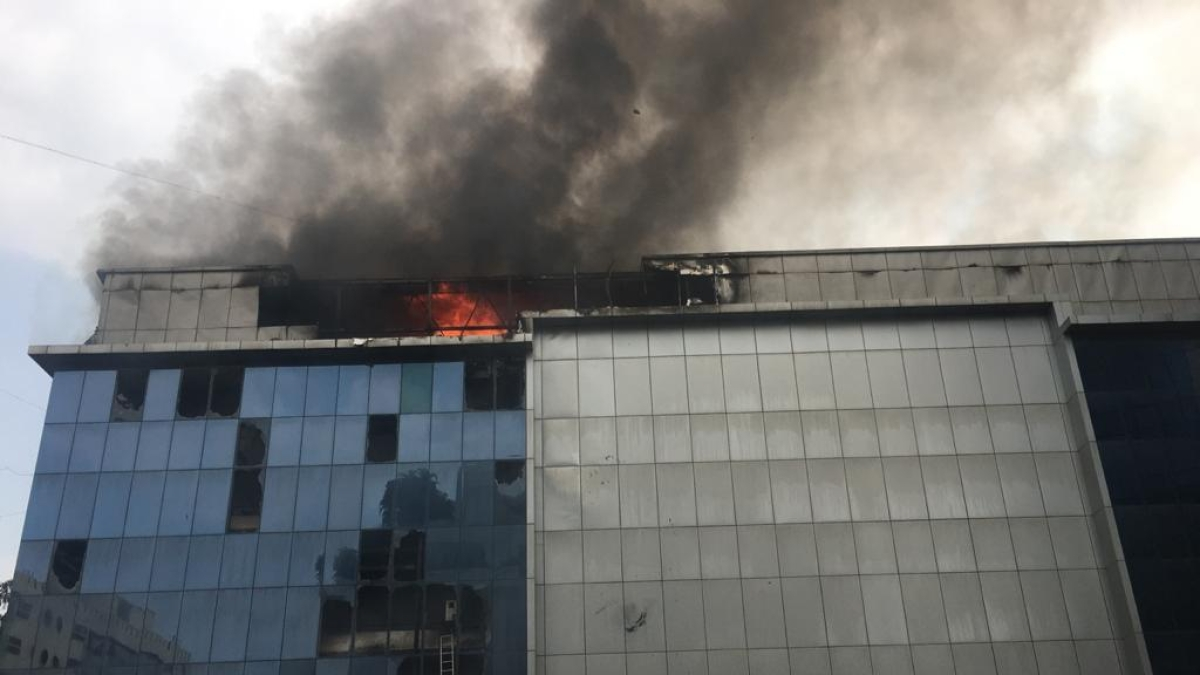 Major fire breaks out in Mumbai's Andheri; no casualties reported