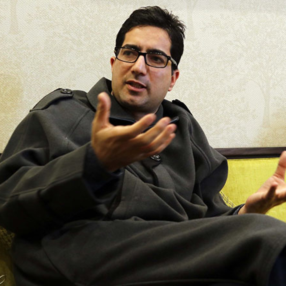 PSA against Shah Faesal revoked, Omar slams J&K administration for continuing to detain Mehbooba Mufti