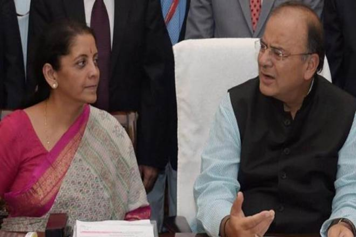 Finance Minister Sitharaman pays homage to Arun Jaitley in her budget speech